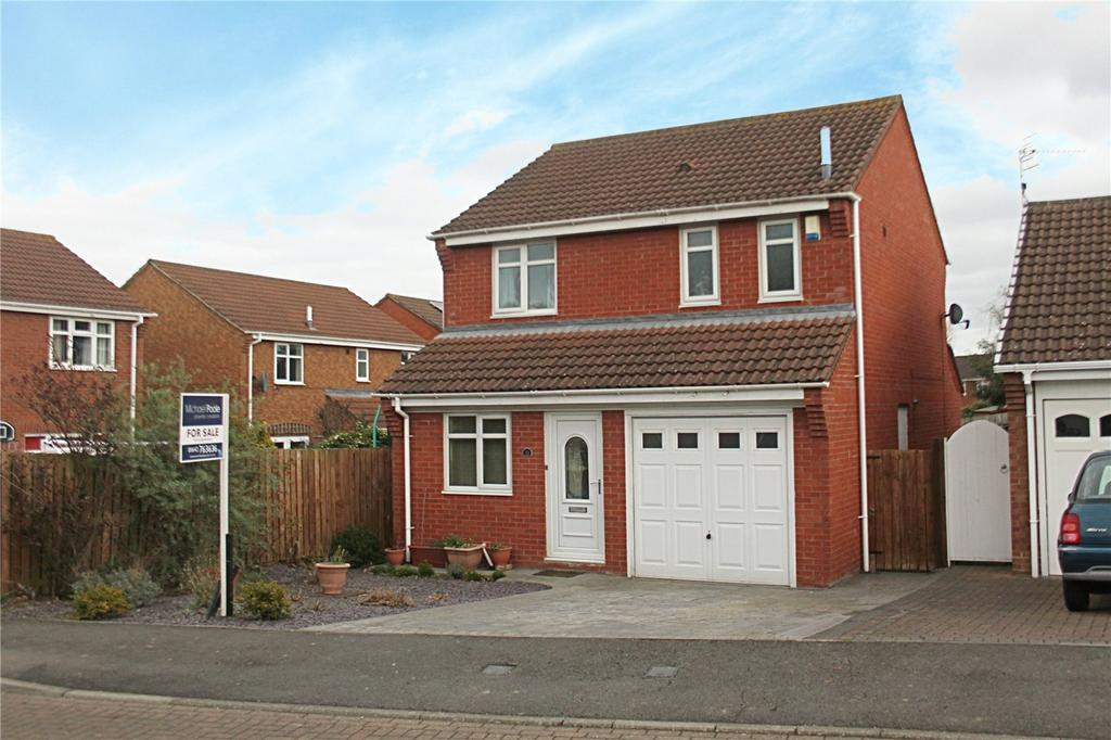 3 Bedrooms Detached House for sale in Crosswell Park, Ingleby Barwick