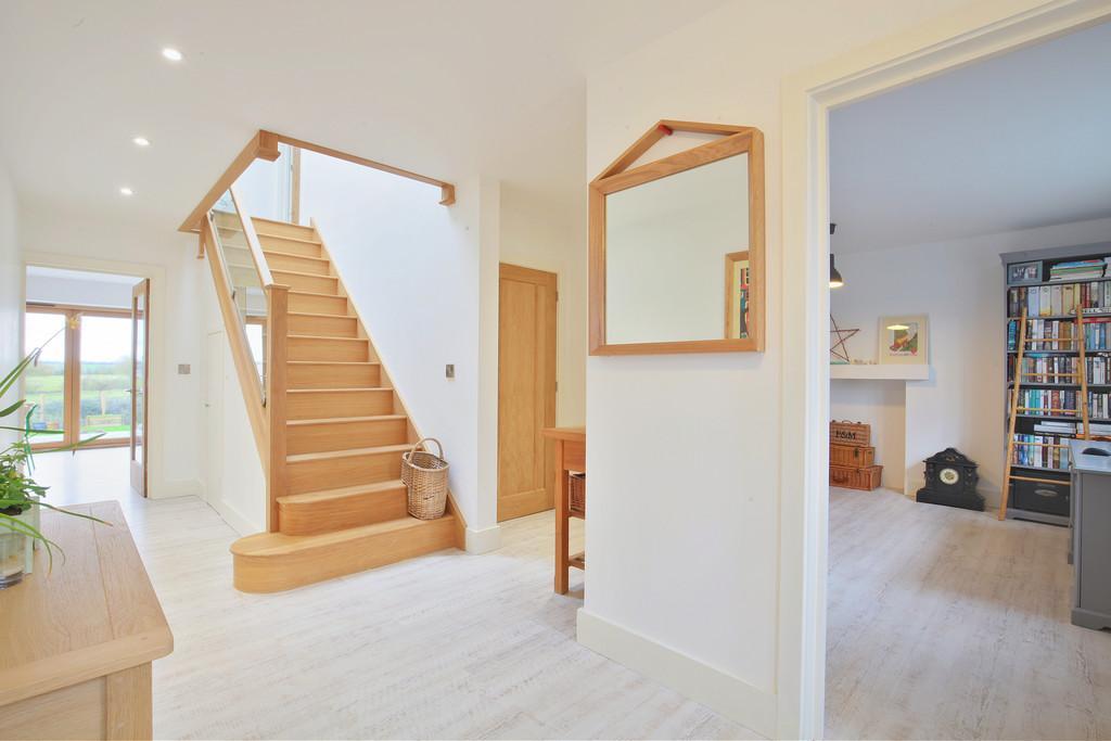 4 Bedrooms Detached House for sale in Hartford End, Felsted