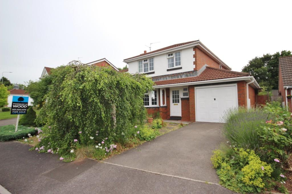 4 Bedrooms Detached House for sale in Clos Nant Y Cor, Pontprennau, Cardiff