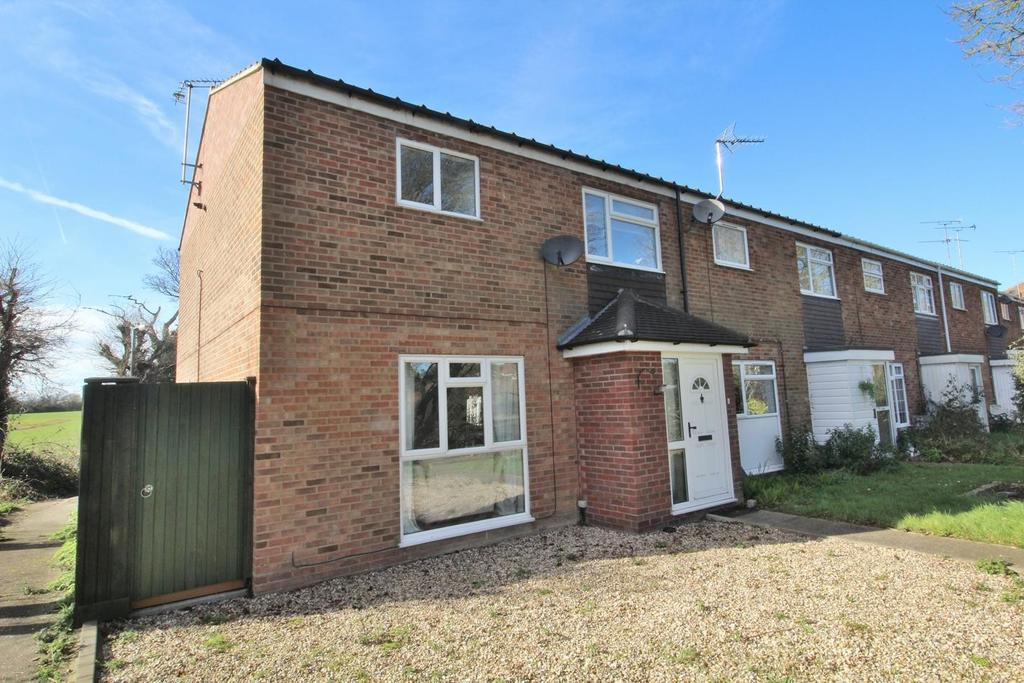 3 Bedrooms End Of Terrace House for sale in Galleywood Road, Great Baddow, Chelmsford, Essex, CM2