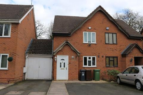 2 bedroom semi-detached house to rent - Hazeltree Grove, Dorridge