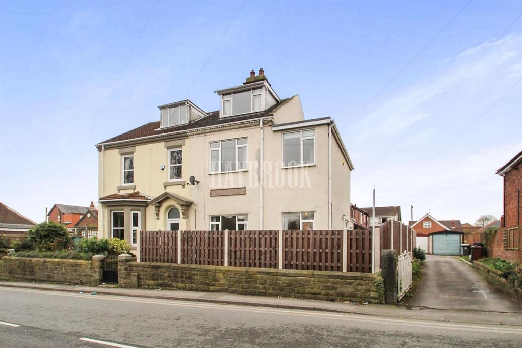 4 Bedrooms Semi Detached House for sale in Station Road, Royston