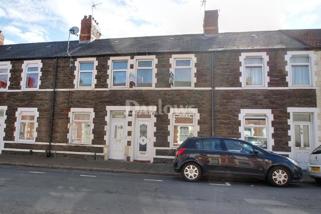 3 Bedrooms Terraced House for sale in Spring Gardens Terrace, Cardiff