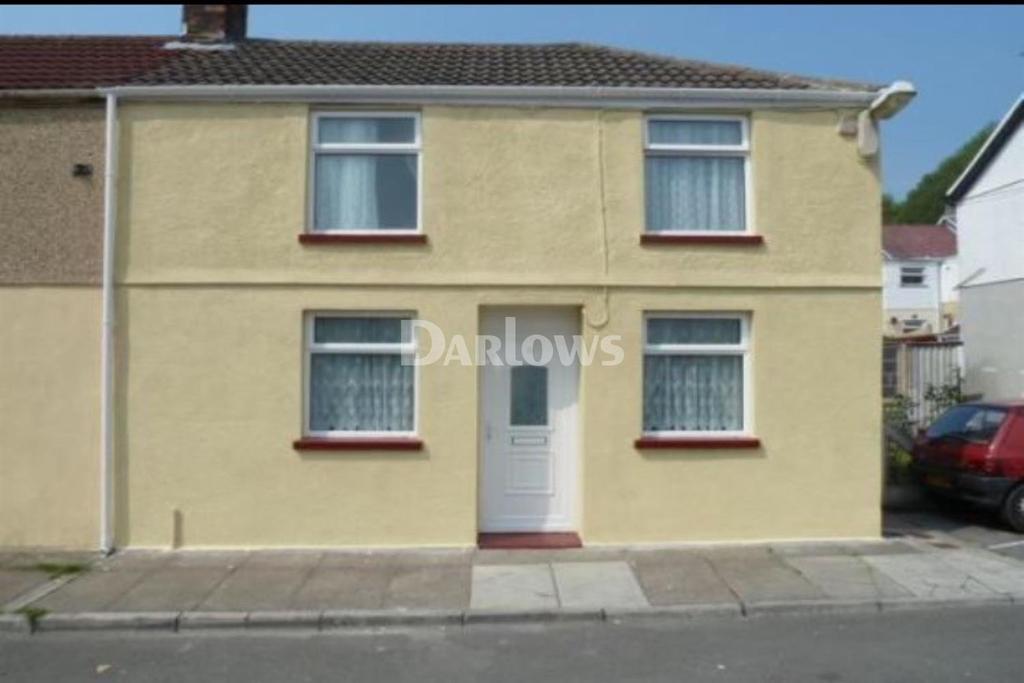 2 Bedrooms End Of Terrace House for sale in Old Dan Y Deri, Merthyr Vale