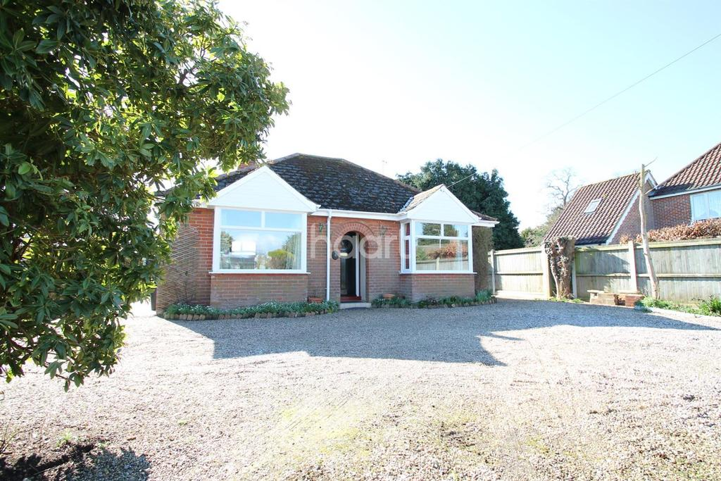 3 Bedrooms Bungalow for sale in Whites Lane, Kessingland