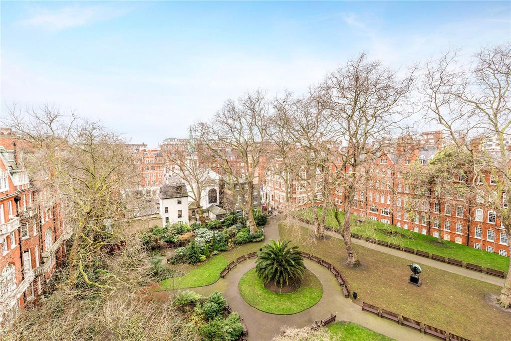 4 Bedrooms Flat for sale in South Street, Mayfair, London, W1K