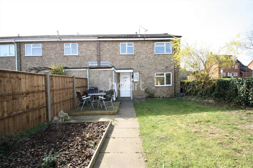 3 Bedrooms End Of Terrace House for sale in Fairfields, Thetford