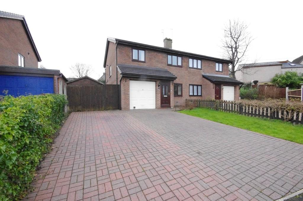 3 Bedrooms Semi Detached House for sale in Llys Owen, Gronant