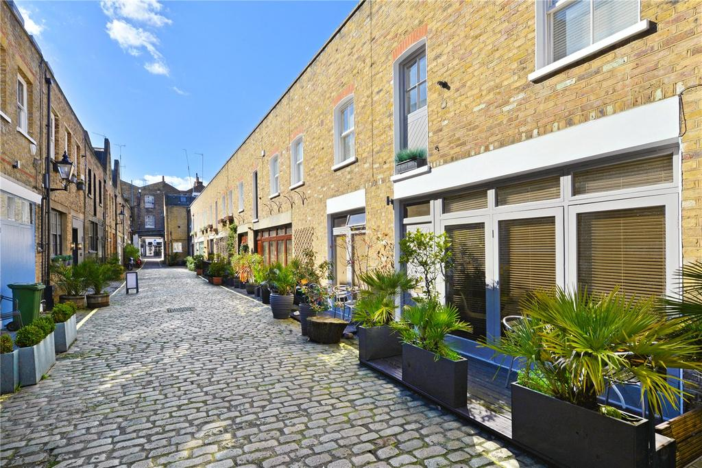 3 Bedrooms House for sale in Junction Mews, Paddington, London, W2