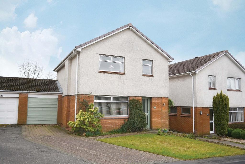 3 Bedrooms Detached Villa House for sale in Grampian Road, Stirling, Stirling, FK7 9JP