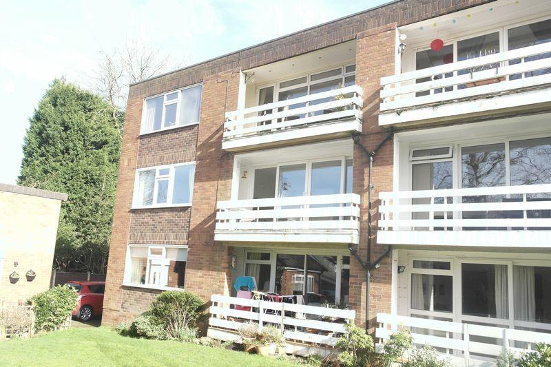 2 Bedrooms Apartment Flat for sale in Park Hall Close, Walsall