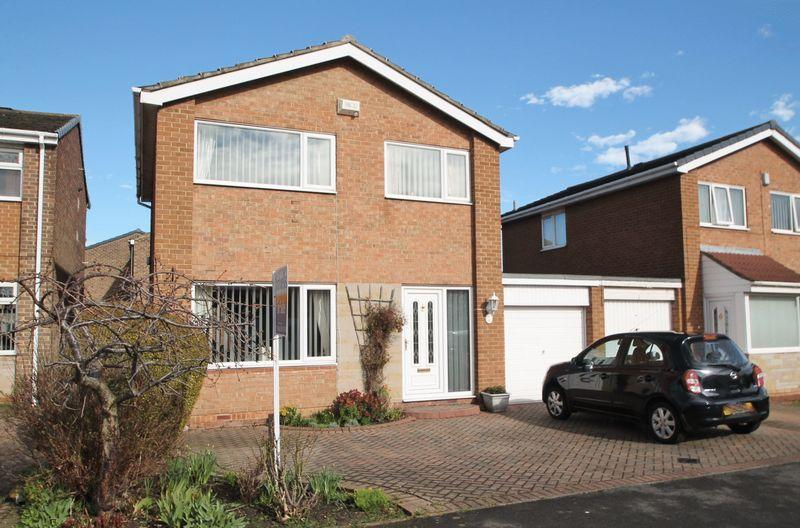 3 Bedrooms Detached House for sale in Thorphill Way, High Grange