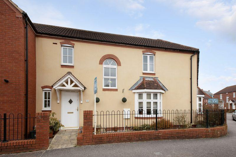 3 Bedrooms Terraced House for sale in BURGE MEADOW