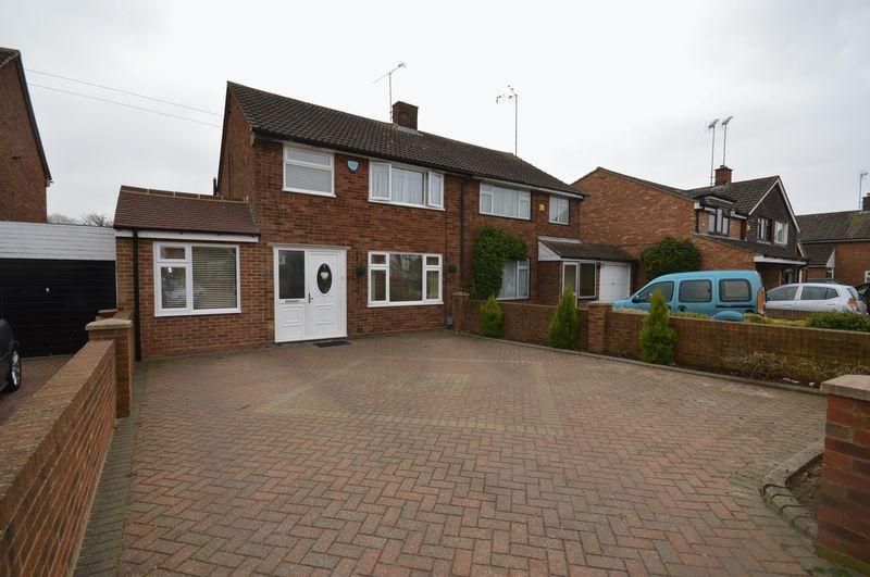 4 Bedrooms Semi Detached House for sale in Watermead Road.