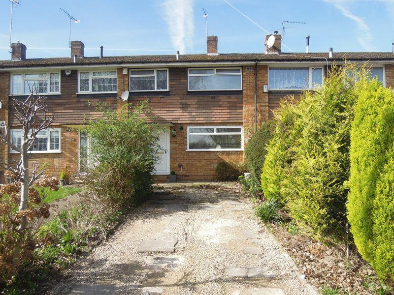3 Bedrooms Terraced House for sale in Springate Field, Langley
