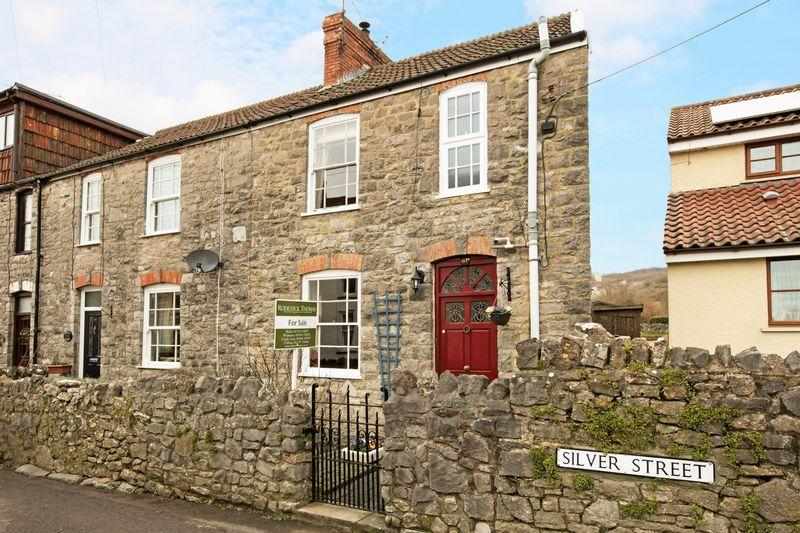 3 Bedrooms Terraced House for sale in Silver Street, Cheddar.
