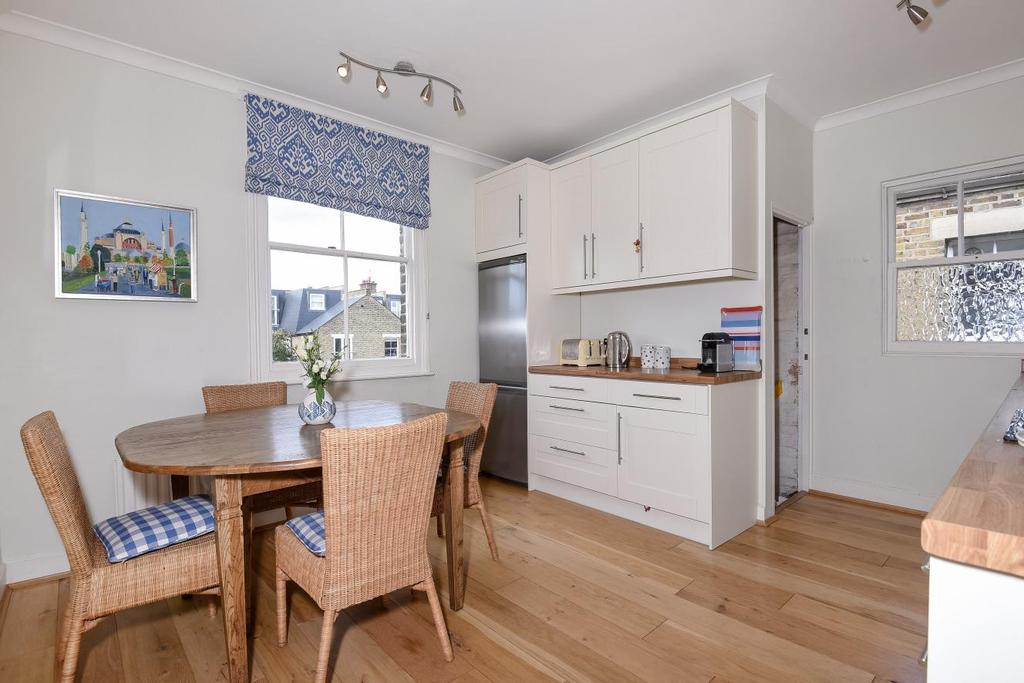 2 Bedrooms Flat for sale in Swaby Road, Earlsfield