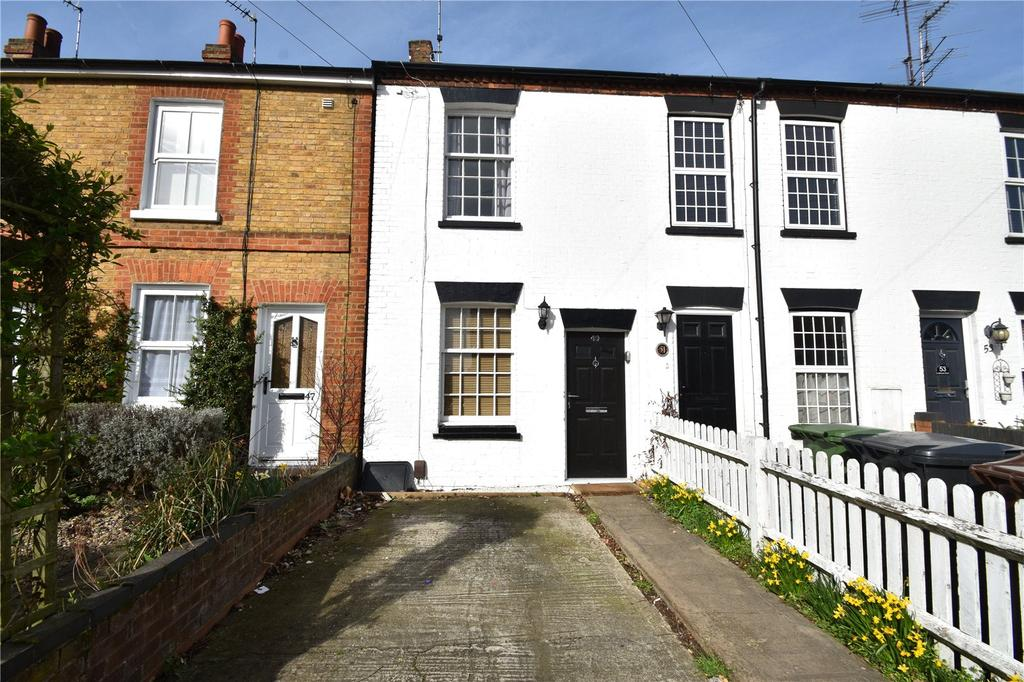 2 Bedrooms House for sale in Lattimore Road, St. Albans, Hertfordshire