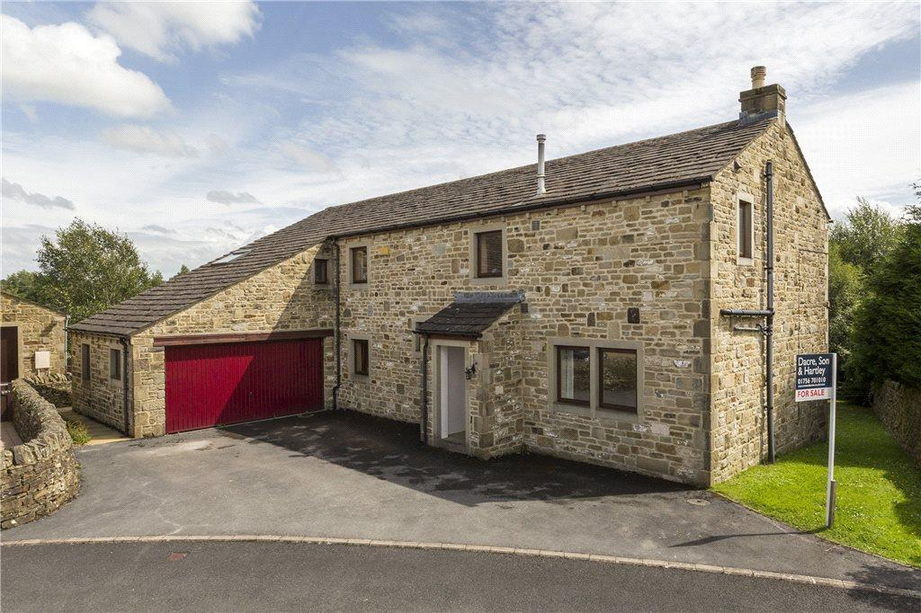 5 Bedrooms Detached House for sale in New Laithe Close, Skipton, North Yorkshire