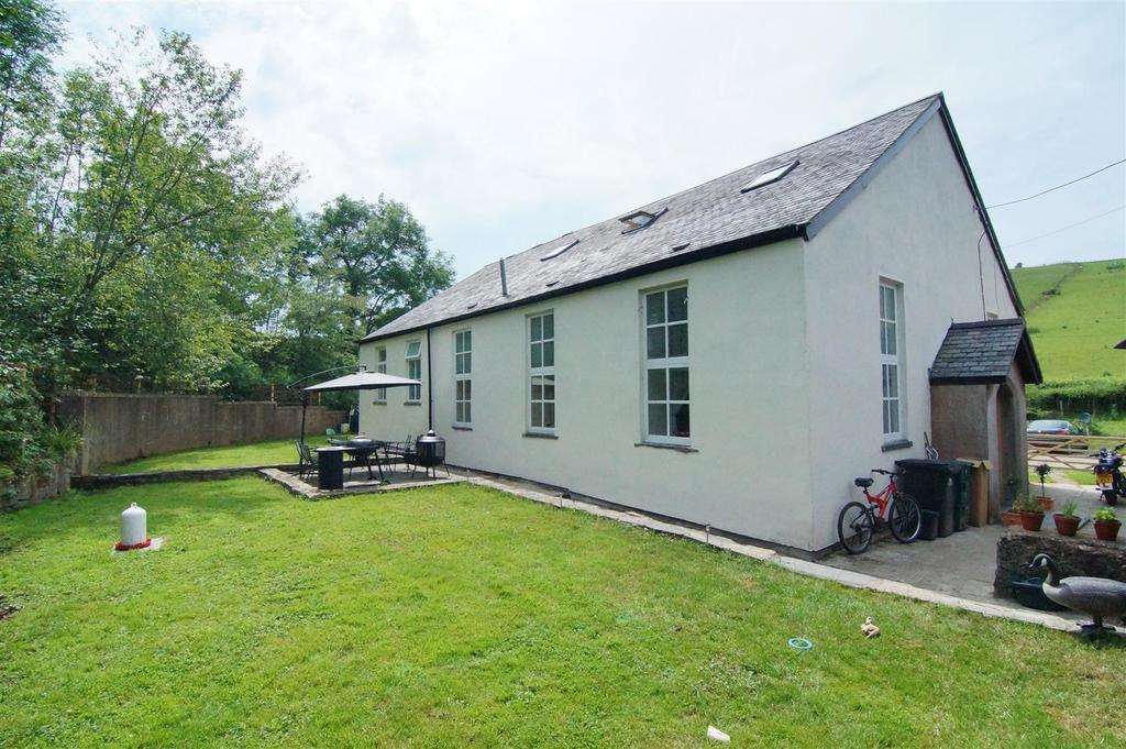 4 Bedrooms Detached House for sale in Tan Y Fron, Bylchau, Denbigh