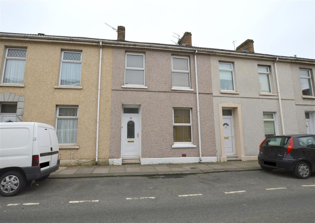 4 Bedrooms Terraced House for sale in Andrew Street, Llanelli
