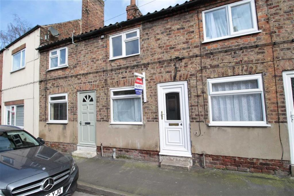 2 Bedrooms Terraced House for sale in Westgate, Driffield, East Yorkshire