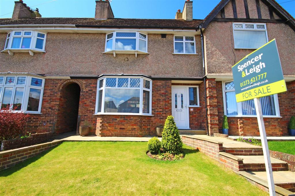 3 Bedrooms House for sale in Windlesham Close, Portslade, Brighton
