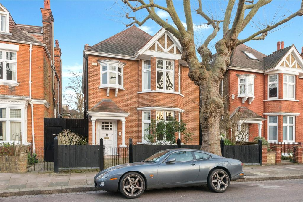 6 Bedrooms Detached House for sale in Tideswell Road, Putney, London
