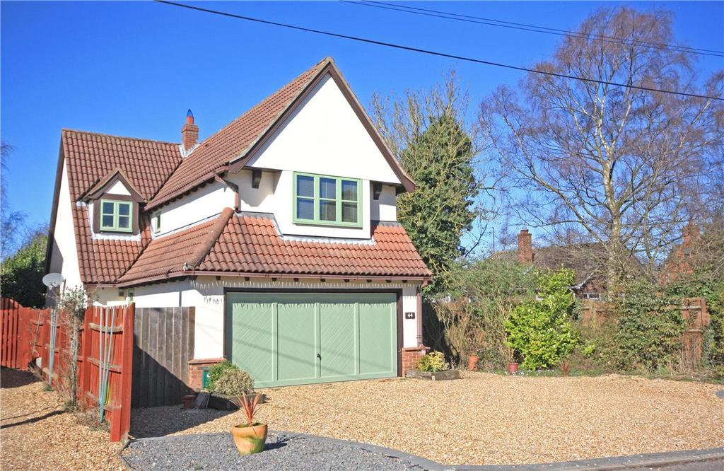 5 Bedrooms Detached House for sale in West Drive, Highfields Caldecote, Cambridge, CB23