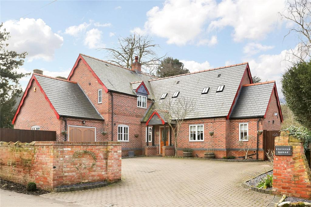 4 Bedrooms Detached House for sale in Church Lane, Thrumpton, Nottingham