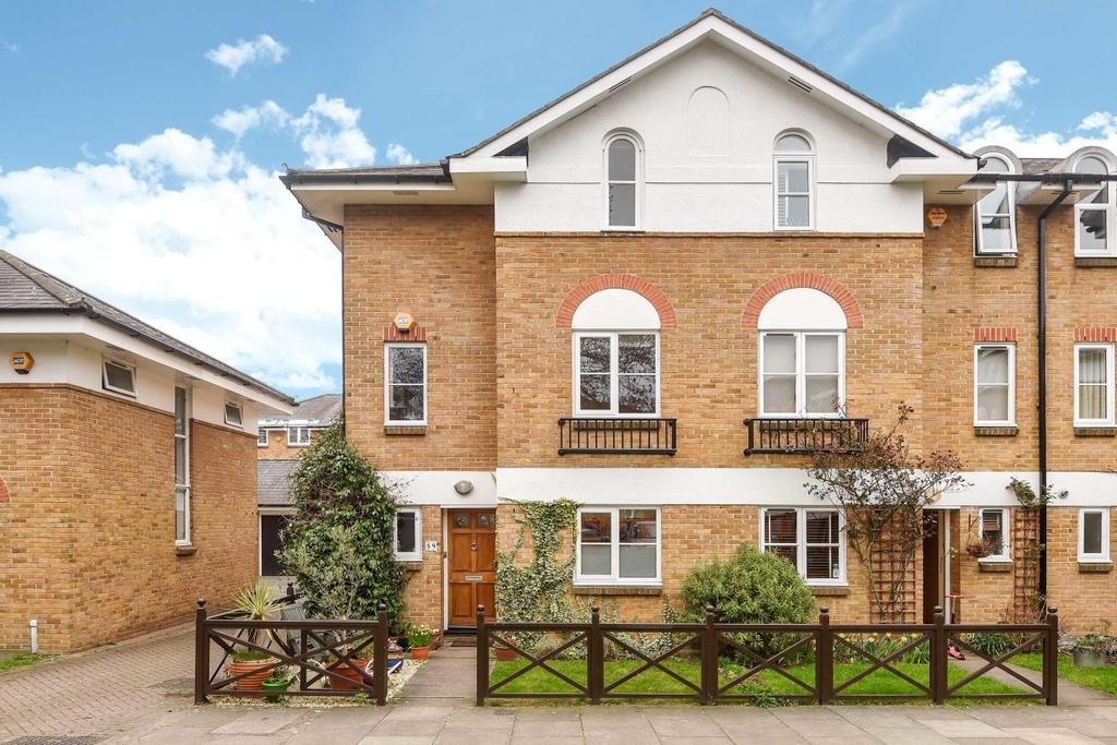 4 Bedrooms Terraced House for sale in St. Josephs Vale, Blackheath, SE3