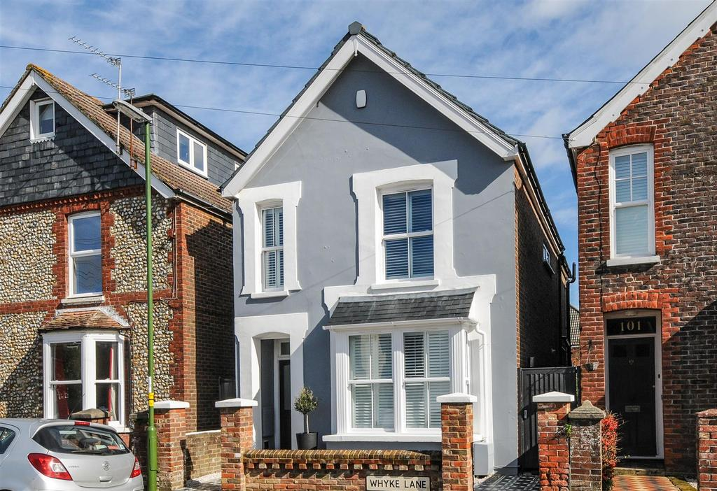 3 Bedrooms Detached House for sale in Whyke Lane, Chichester