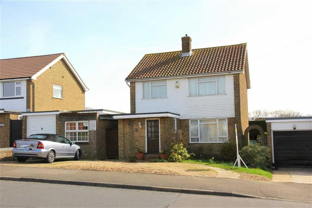 4 Bedrooms Link Detached House for sale in Parkstone Road, Hastings
