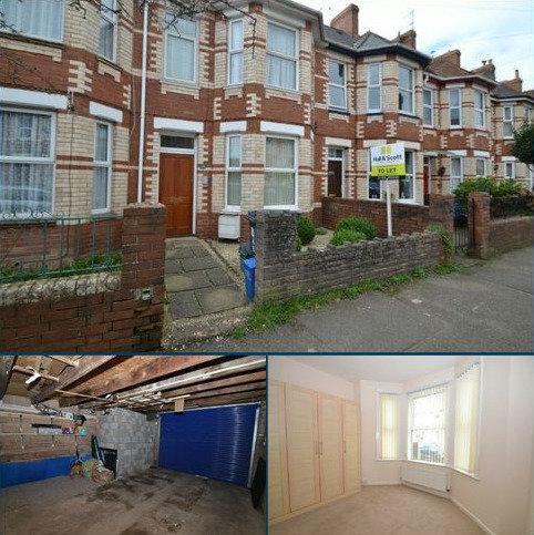 2 bedroom ground floor flat for sale - WAVERLEY ROAD, EXMOUTH, DEVON