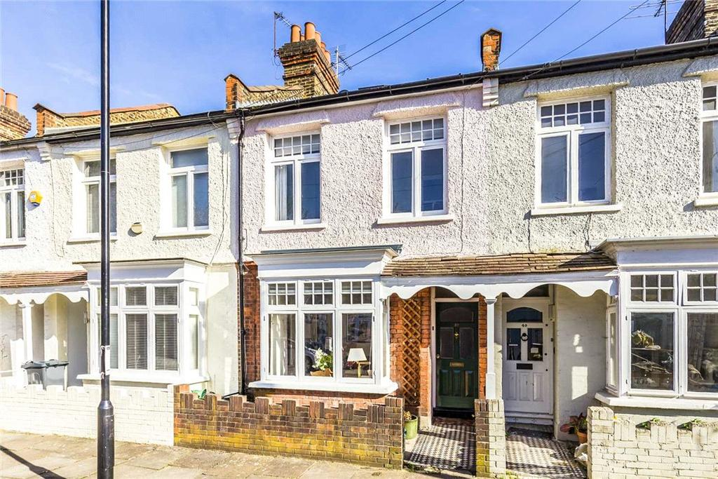3 Bedrooms Terraced House for sale in Magnolia Road, Chiswick, London, W4