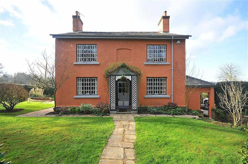 4 Bedrooms House for sale in Hare Hill, Over Alderley