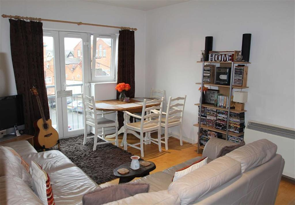 1 Bedroom Apartment Flat for sale in The River Buildings, Leicester, Leicestershire