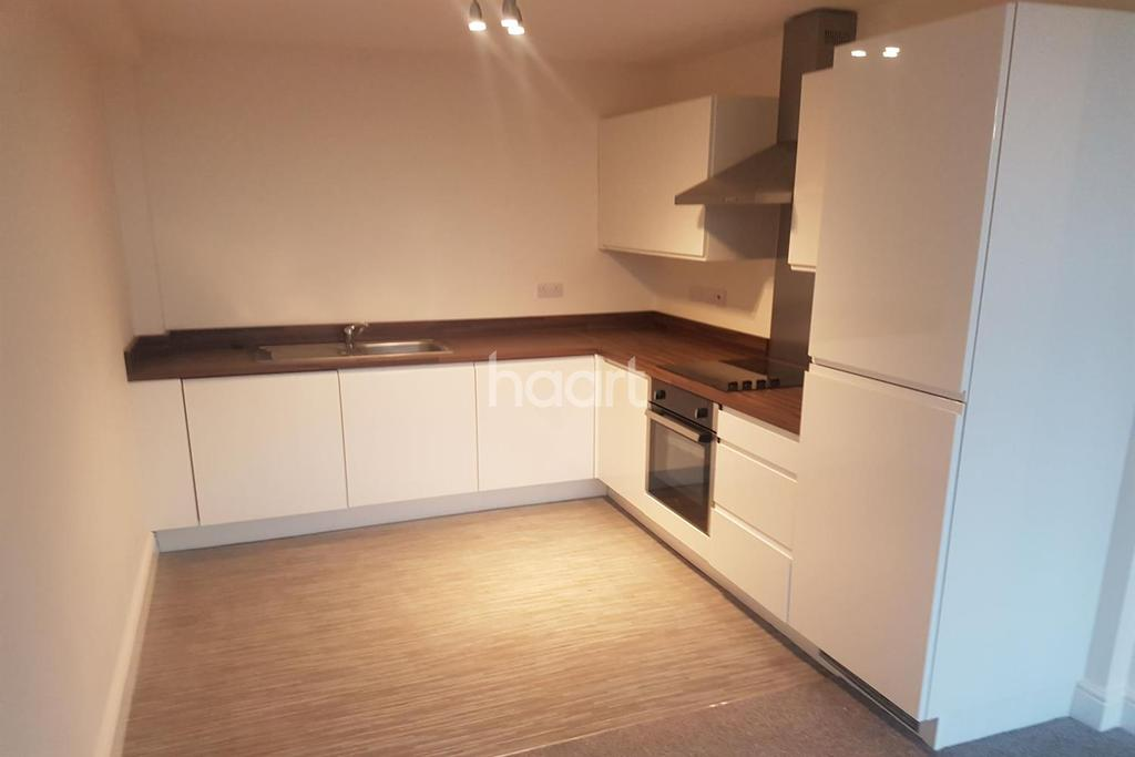 1 Bedroom Flat for sale in Norman House, Friar Gate, Derby