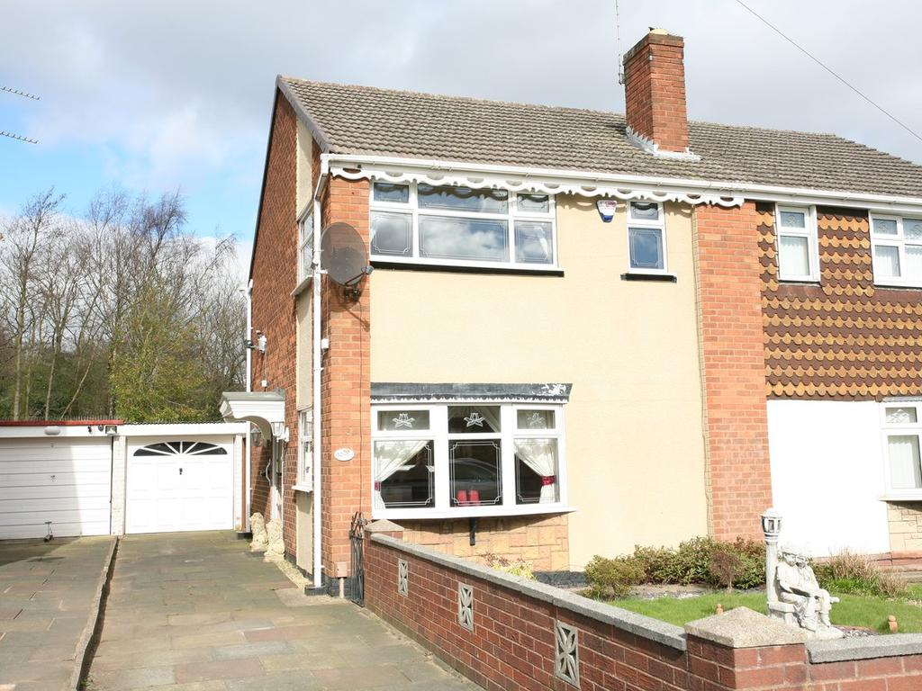3 Bedrooms Semi Detached House for sale in 10 Field Road, Tipton, DY4 0TN