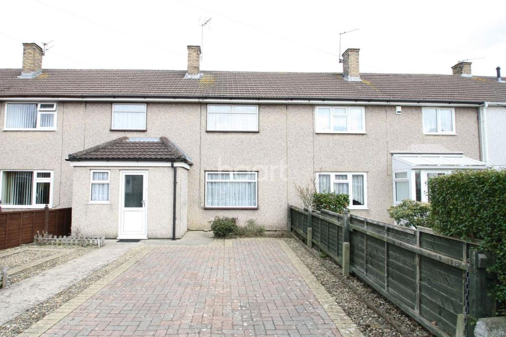 3 Bedrooms Terraced House for sale in Warmley