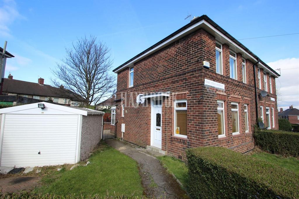 3 Bedrooms Semi Detached House for sale in Oaks Fold Avenue, Shiregreen