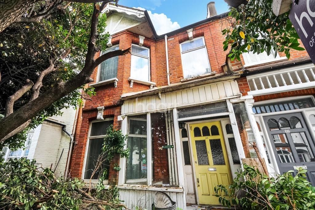 3 Bedrooms Terraced House for sale in Elsenham Street, Southfields
