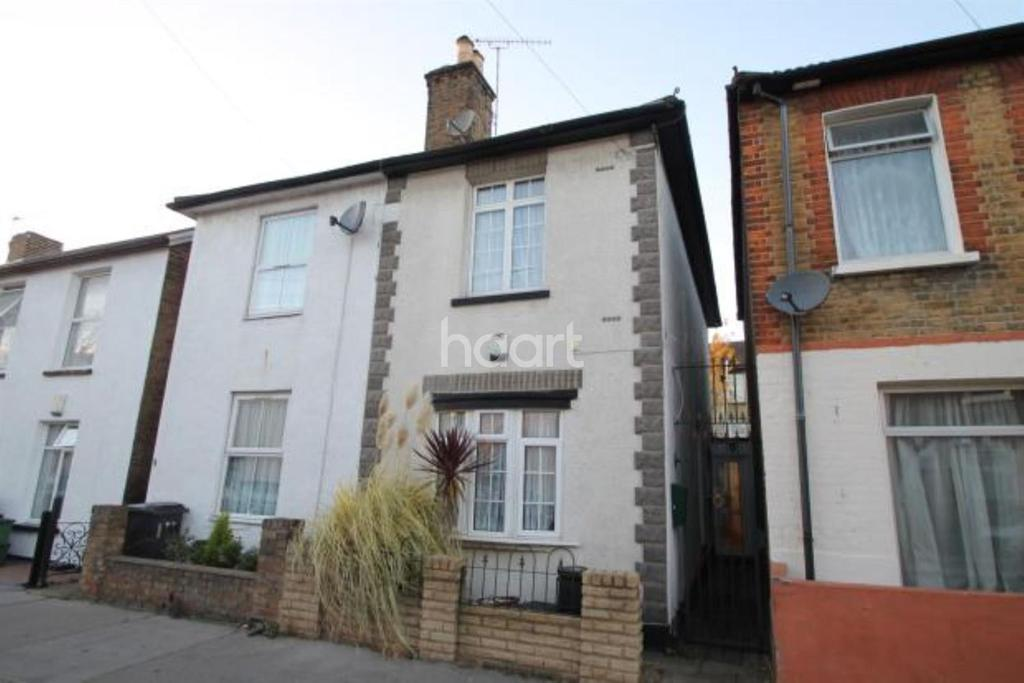 2 Bedrooms End Of Terrace House for sale in Bourne Street, Croydon, CR0