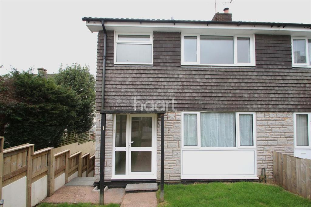 3 Bedrooms End Of Terrace House for sale in Moreton Terrace, Bridford