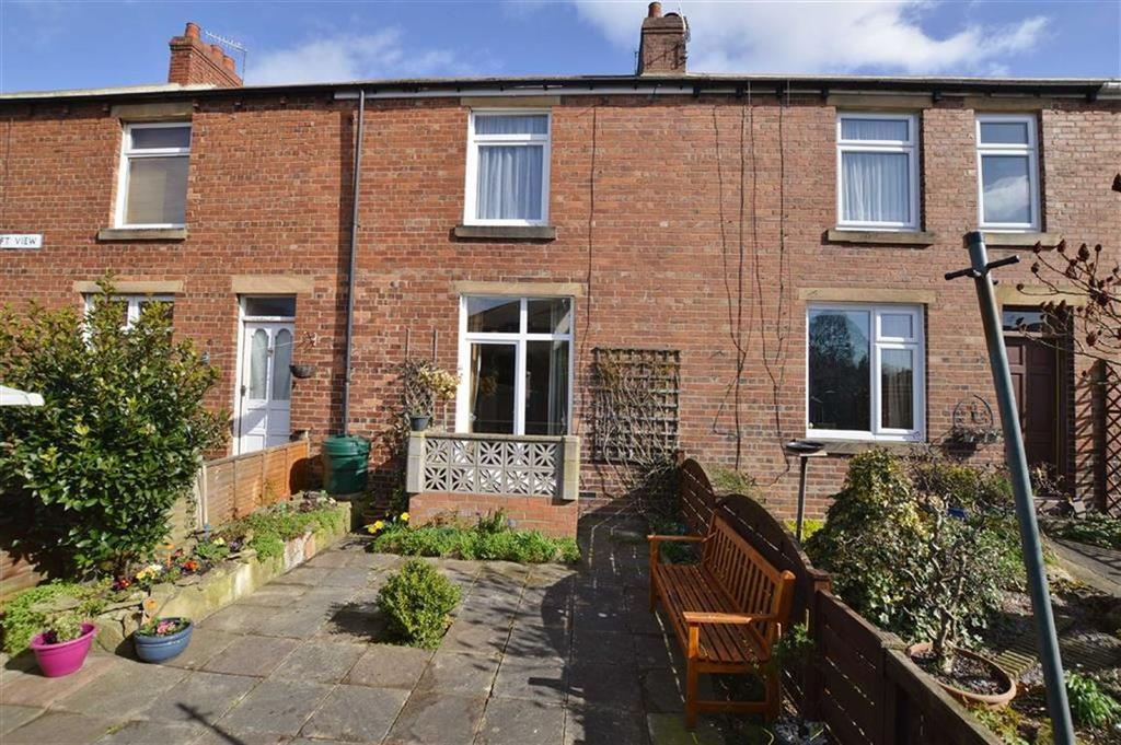 2 Bedrooms Terraced House for sale in Croft View, Crawcrook
