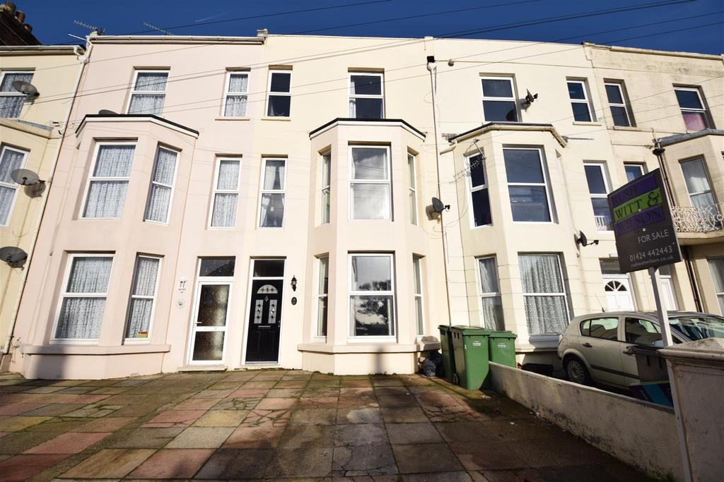 6 Bedrooms Terraced House for sale in Mount Pleasant Road, Hastings