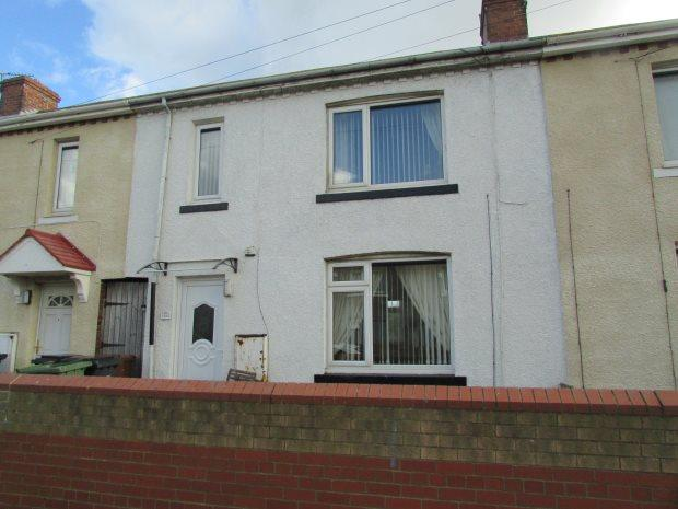 2 Bedrooms Terraced House for sale in HEORTNESSE ROAD, WEST VIEW, HARTLEPOOL
