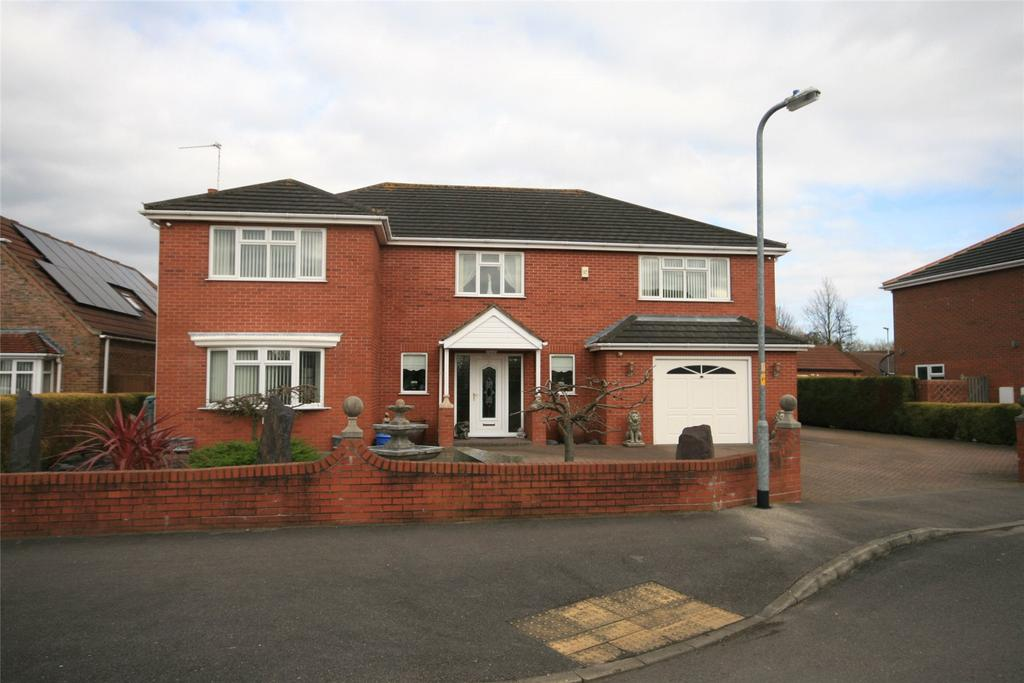 4 Bedrooms Detached House for sale in Hansard Way, Kirton, PE20