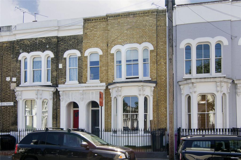 3 Bedrooms House for sale in Antill Road, Bow, London, E3