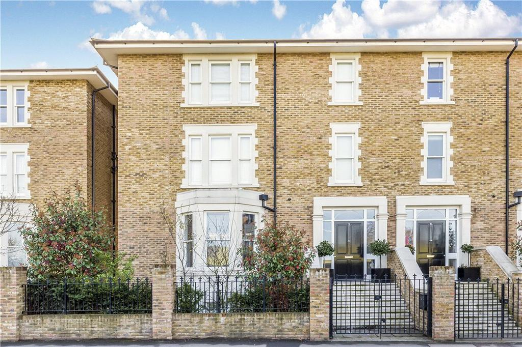 5 Bedrooms Semi Detached House for sale in Convent Mews, 45 Edge Hill, London, SW19